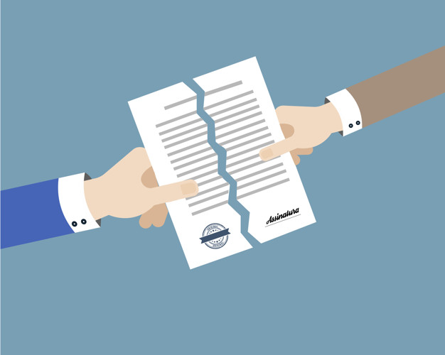 Entenda a rescisão de contrato de aluguel